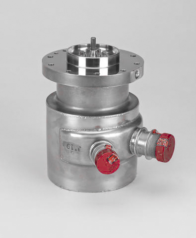 Apollo Saturn V J-2 engine actuator valve