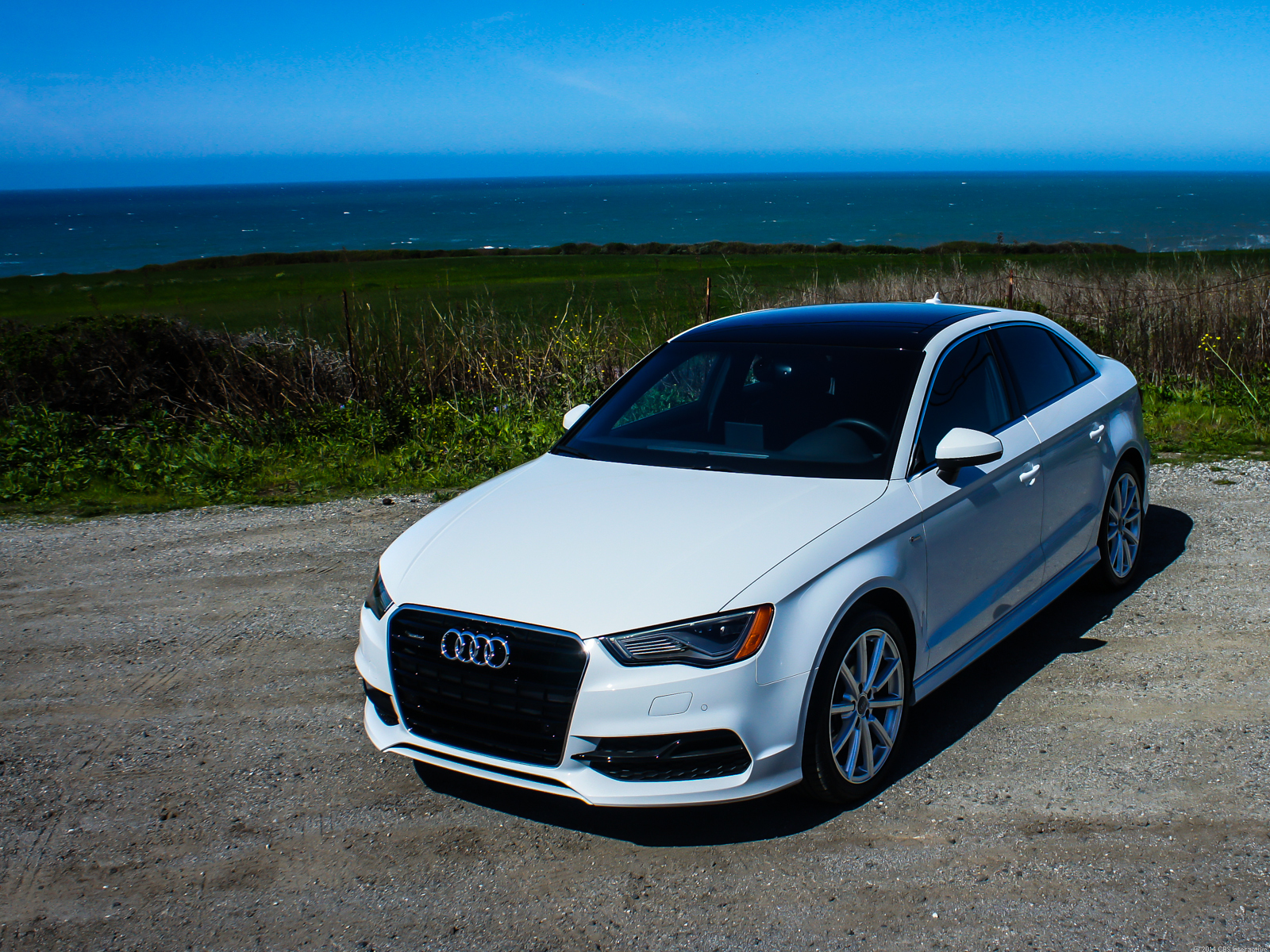 The 2015 Audi A3 evolves from a compact hatchback into to an high-tech sedan with 4G LTE connectivity and Nvidia-powered tech.