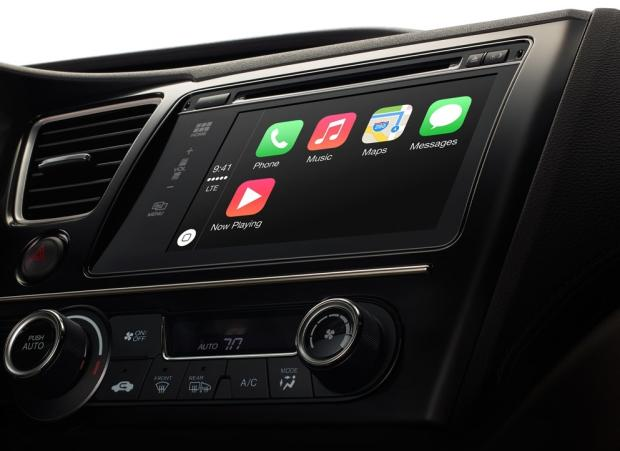 Apple is finding another way into your car besides CarPlay.