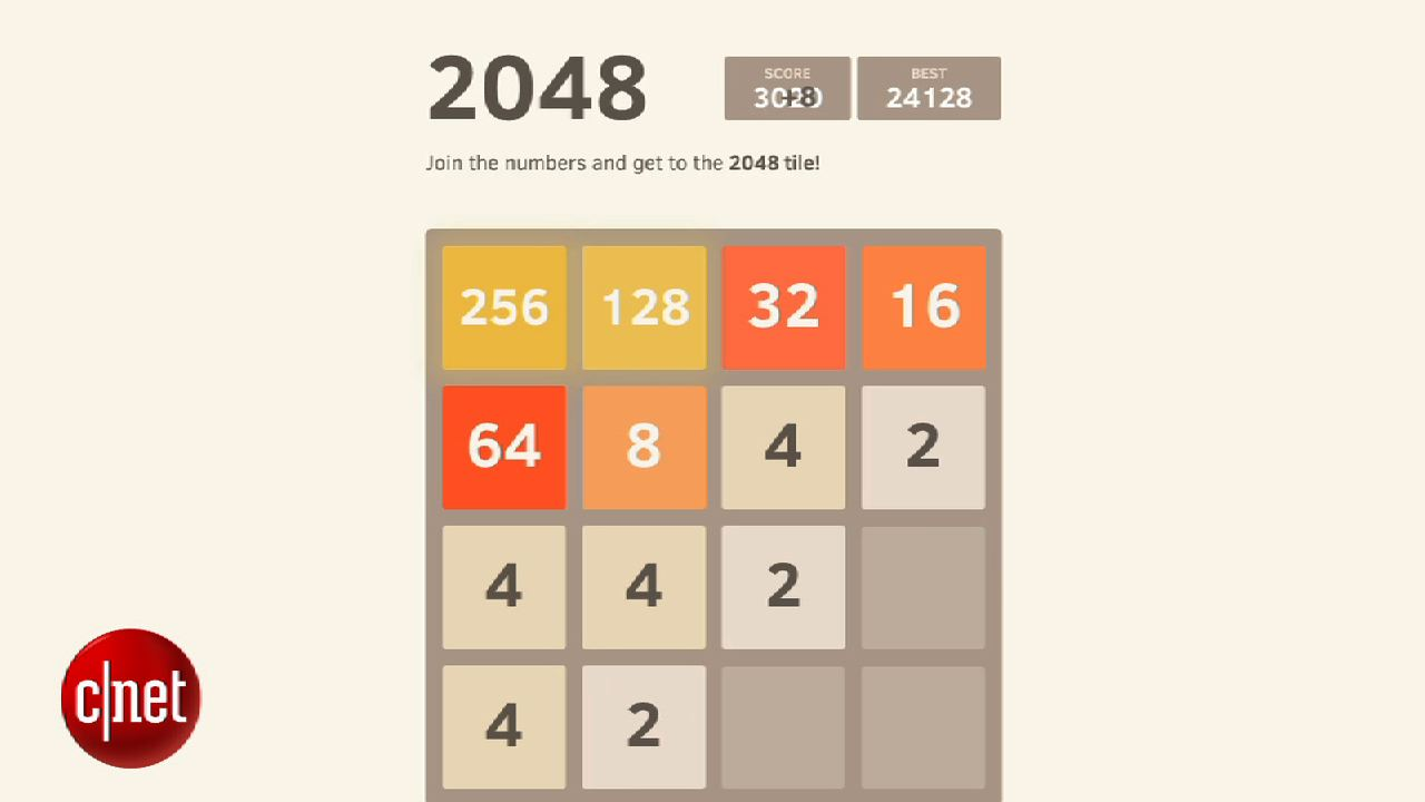 Video: Automating your 2048 game