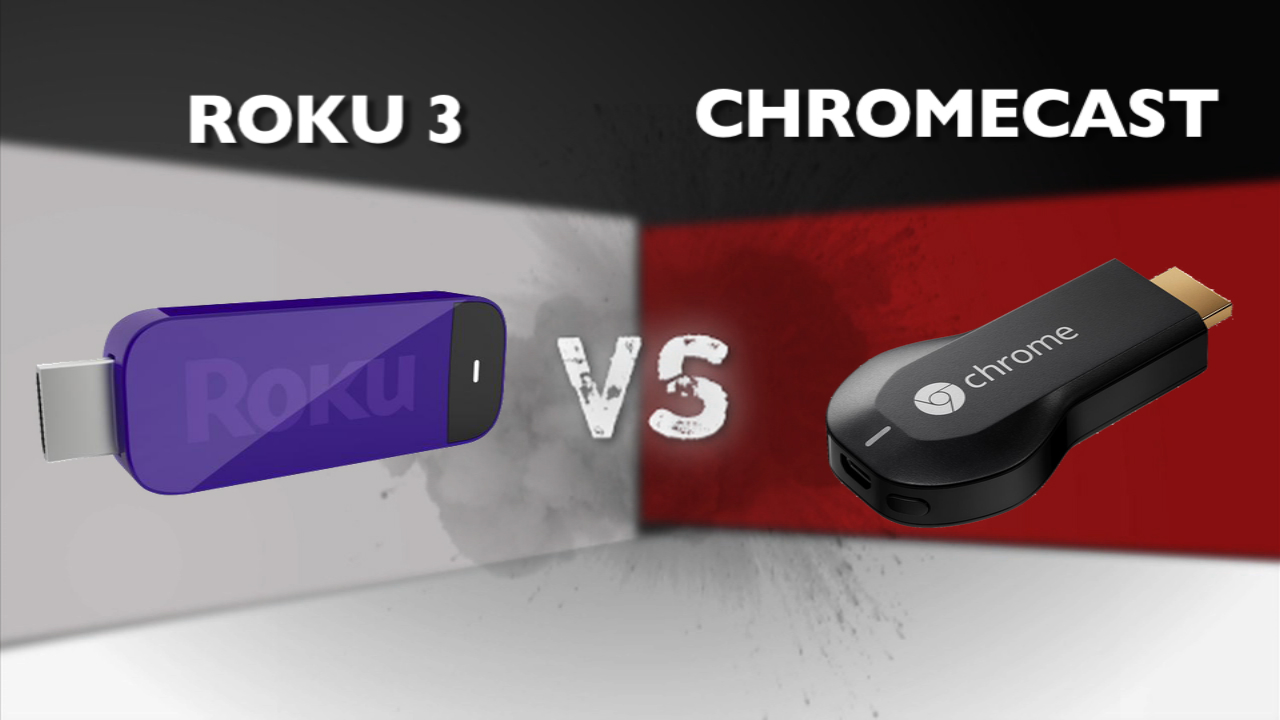 Video: Roku Streaming Stick vs. Google's Chromecast