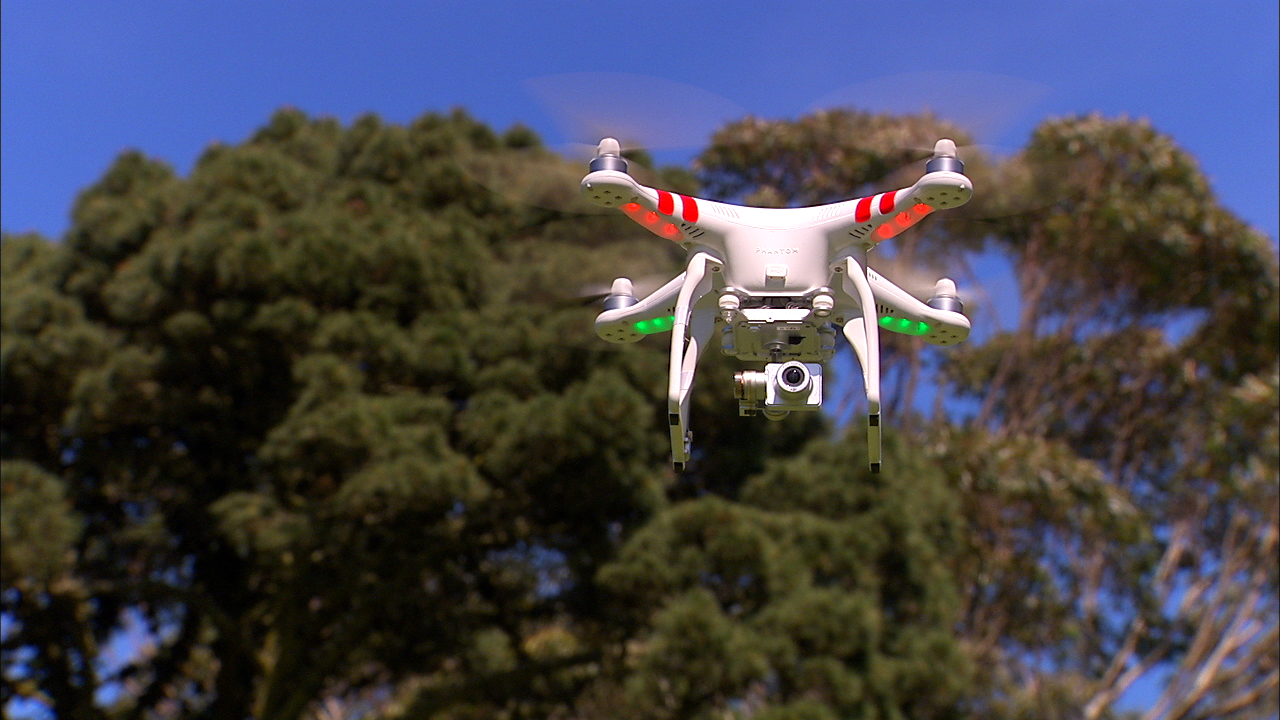 Video: DJI Phantom 2 Vision+