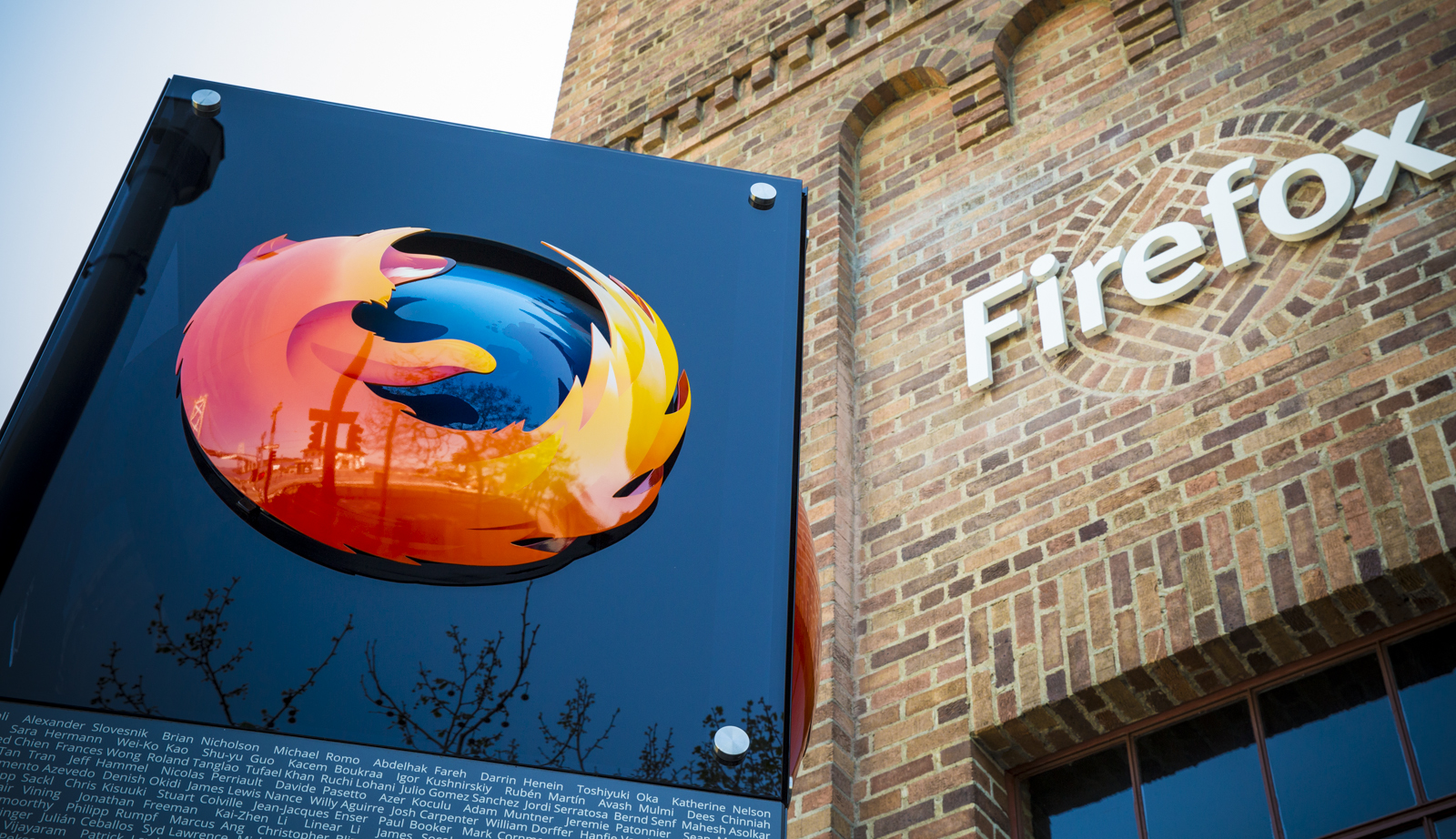 Mozilla's San Francisco offices