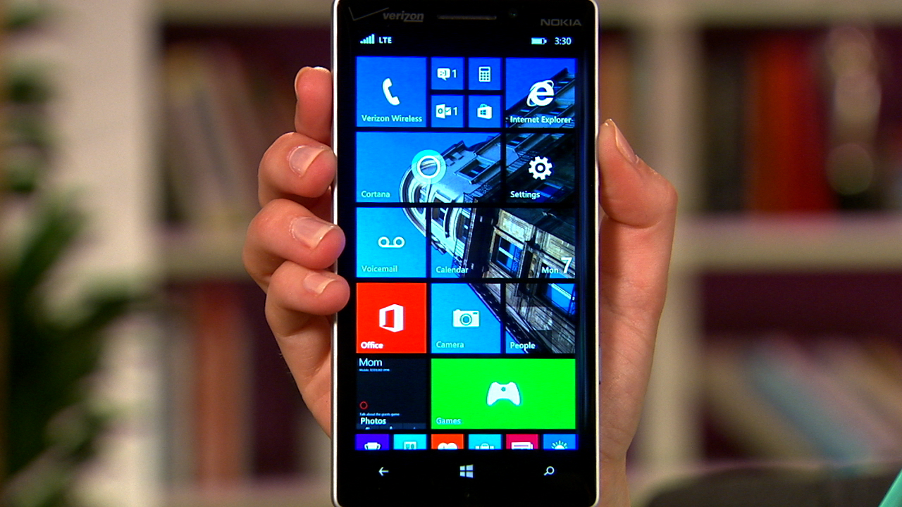 Video: Windows Phone levels up with 8.1