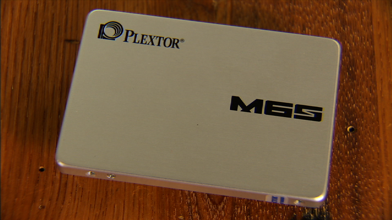 Video: The new Plextor M6S will make a great SSD when it costs 40 percent less than its MSRP.