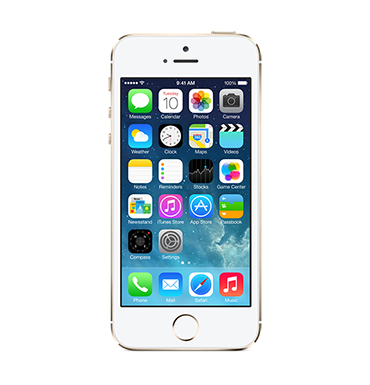 Apple iPhone 5s (Boost Mobile - 16GB - Gold)