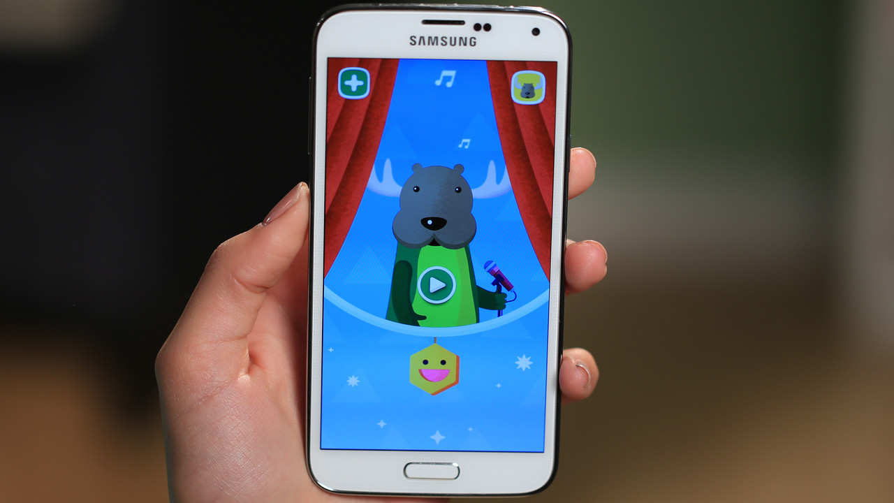 Video: Kids Mode and parental controls on the Galaxy S5