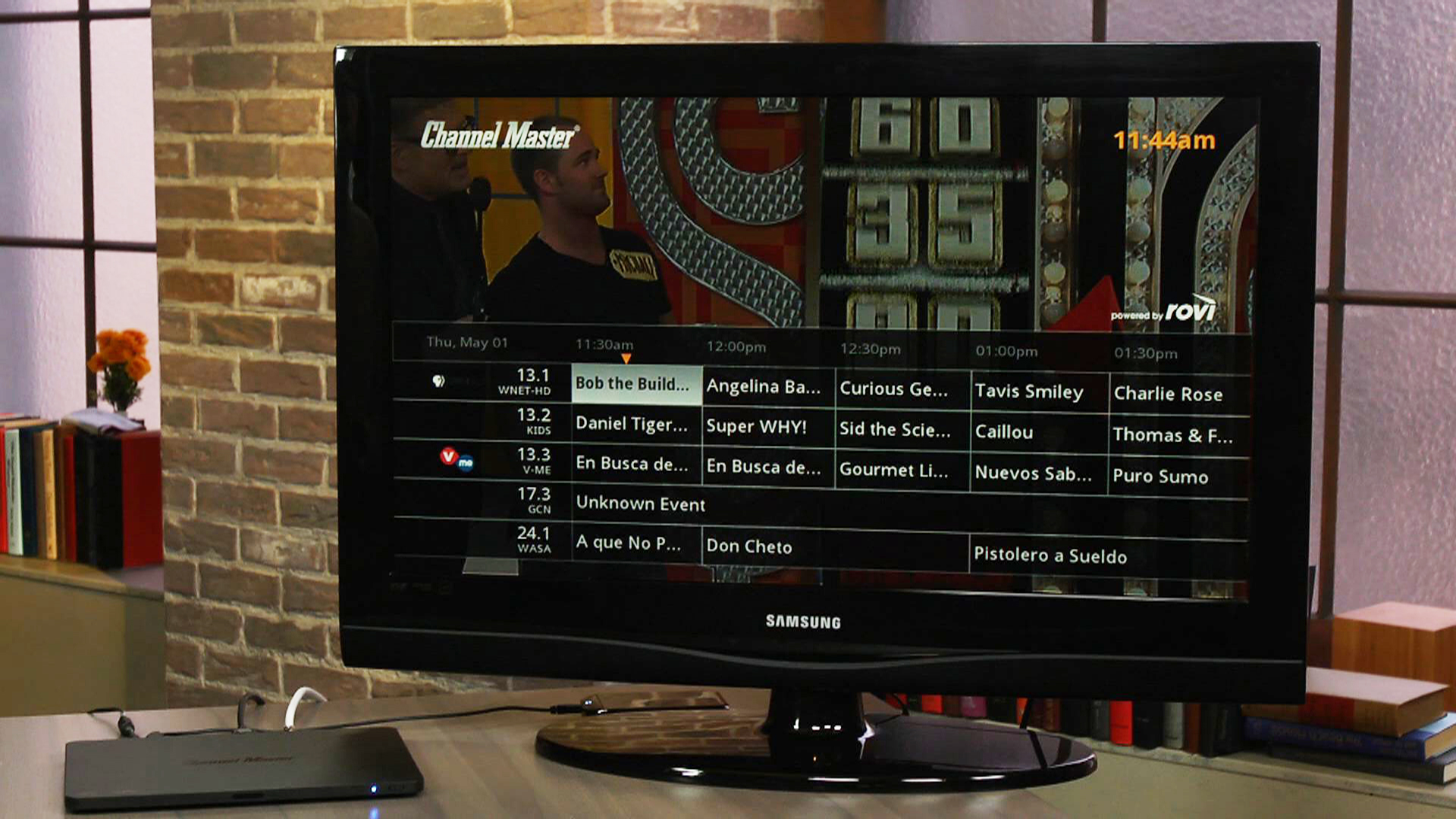 Video: Channel Master TV: Subscription-free, over-the-air recording that's just good enough