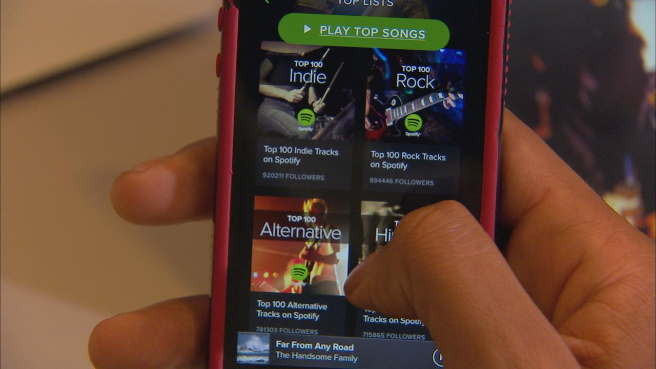 Video: Getting started with music-streaming services