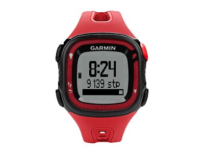 Garmin Forerunner 15 (red/black - Watch Only)