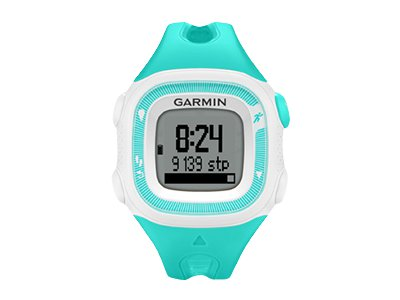 Garmin Forerunner 15 (teal/white - Watch Only)