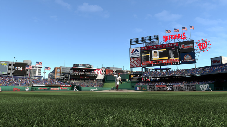 Video: MLB 14 The Show (trailer)