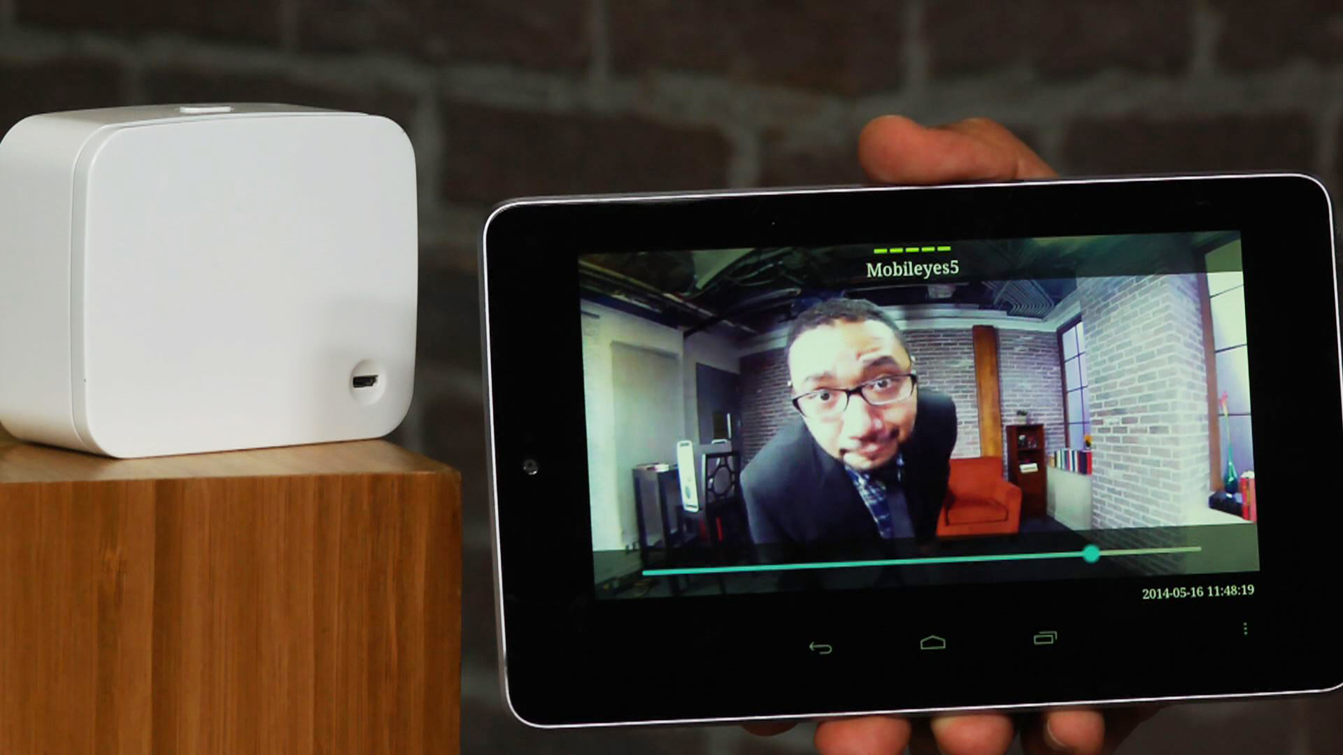 Video: A smarter camera for your home