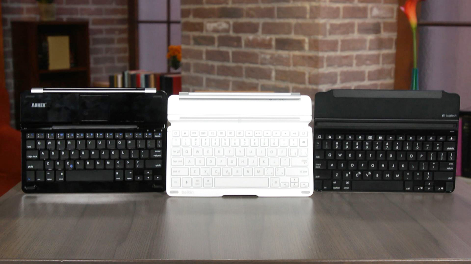 Video: Three of the best iPad keyboard covers around