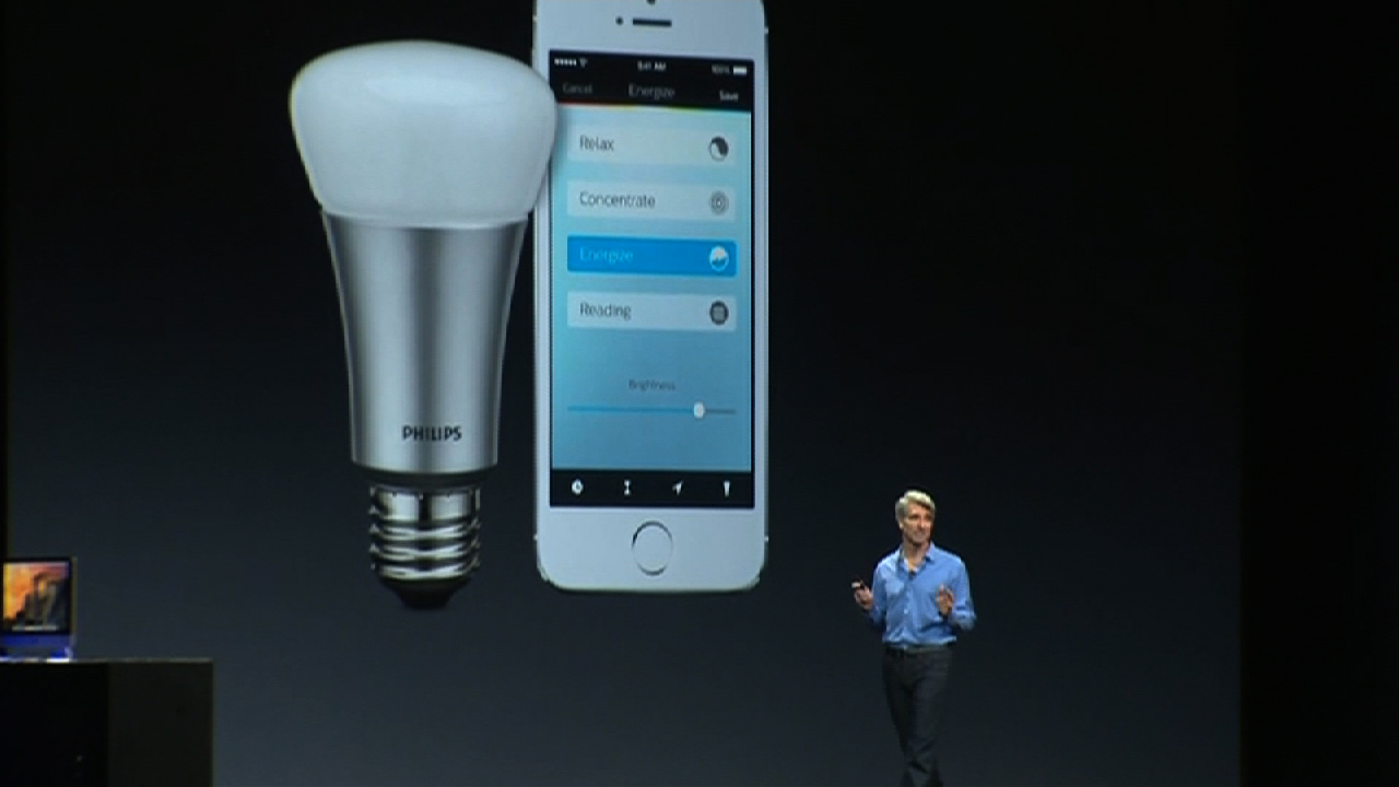 Video: Apple targets the connected home with HomeKit