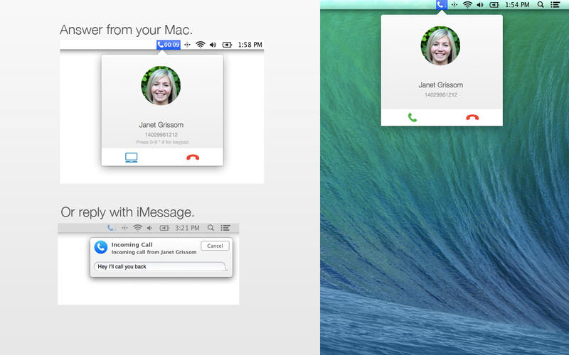 Make phone calls from your Mac right now