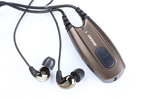 Shure SE530PTH Sound Isolating Earphones
