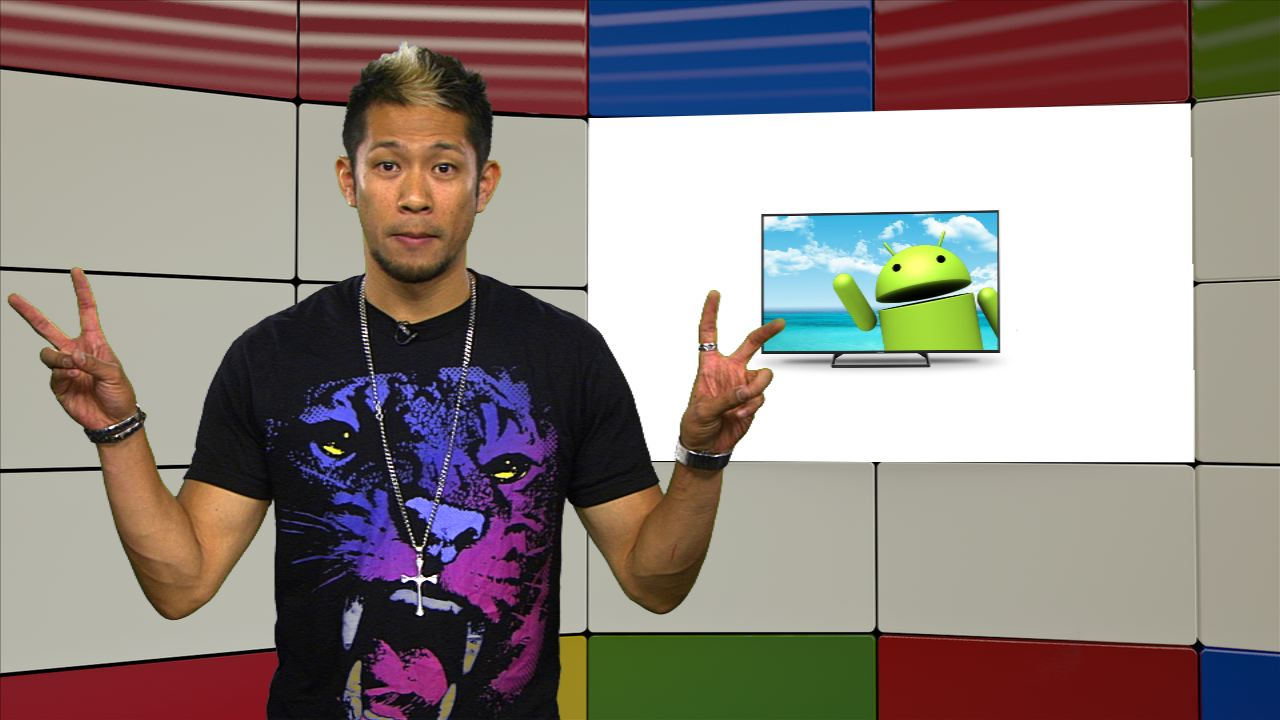 Video: Android TV is coming to Google I/O