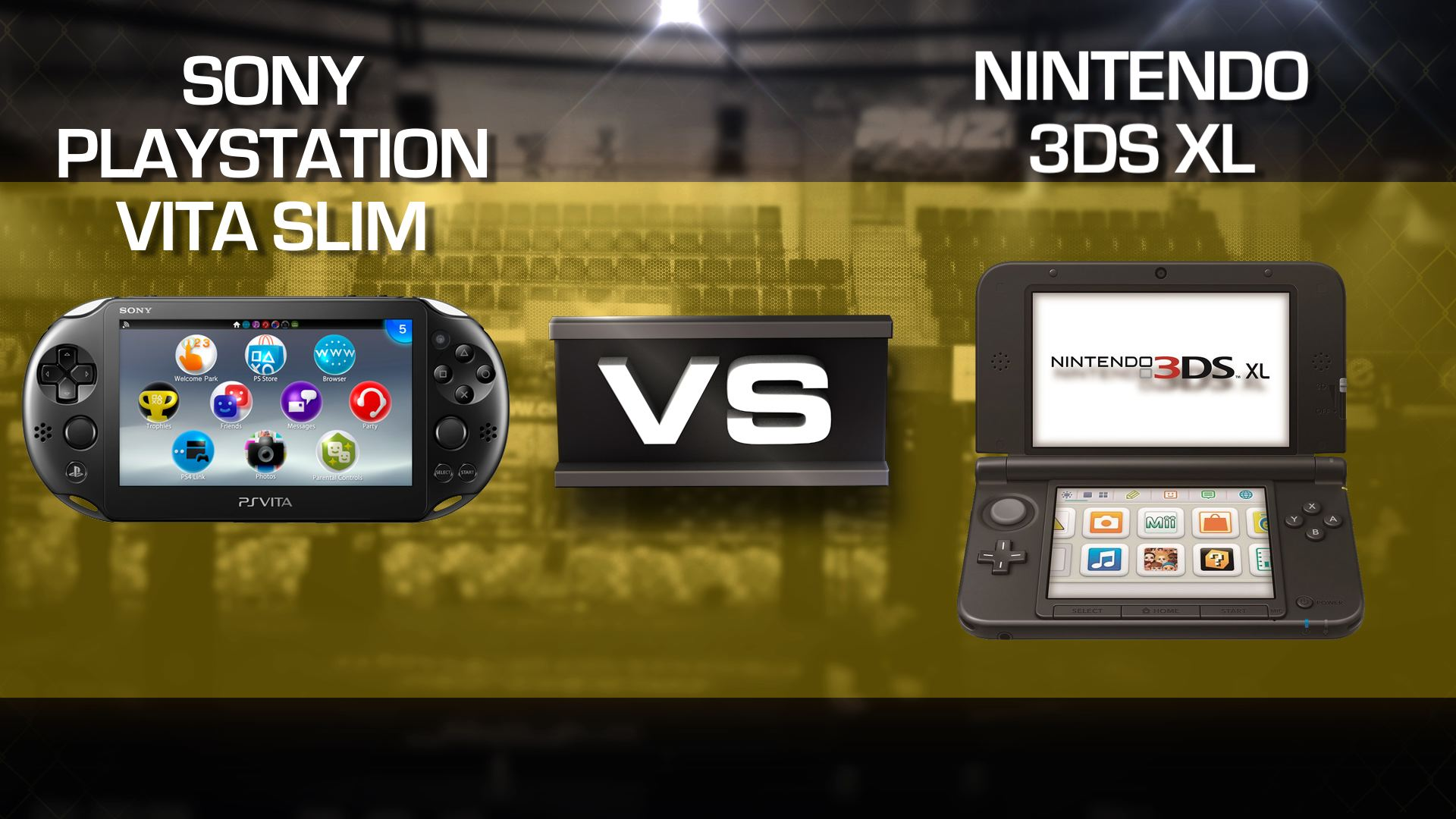 Video: Sony PS Vita Slim vs Nintendo 3DS XL