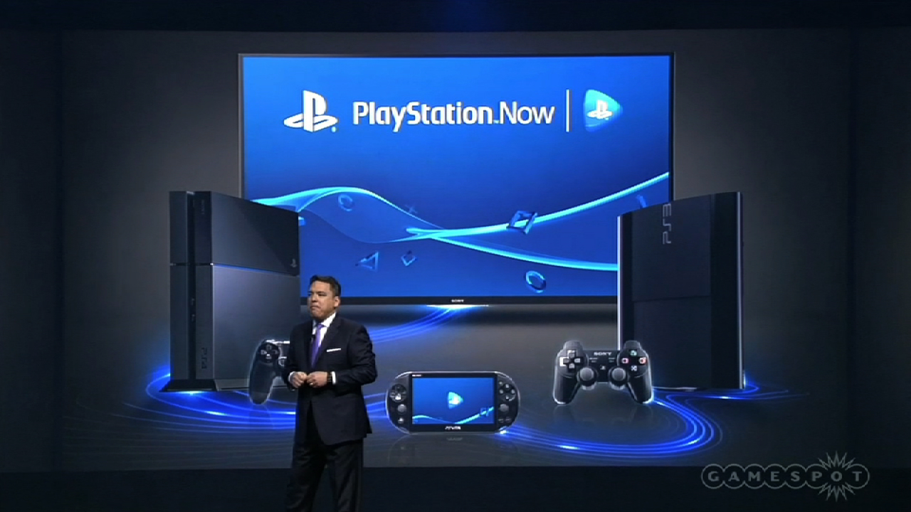 Video: PlayStation Now coming July 2014