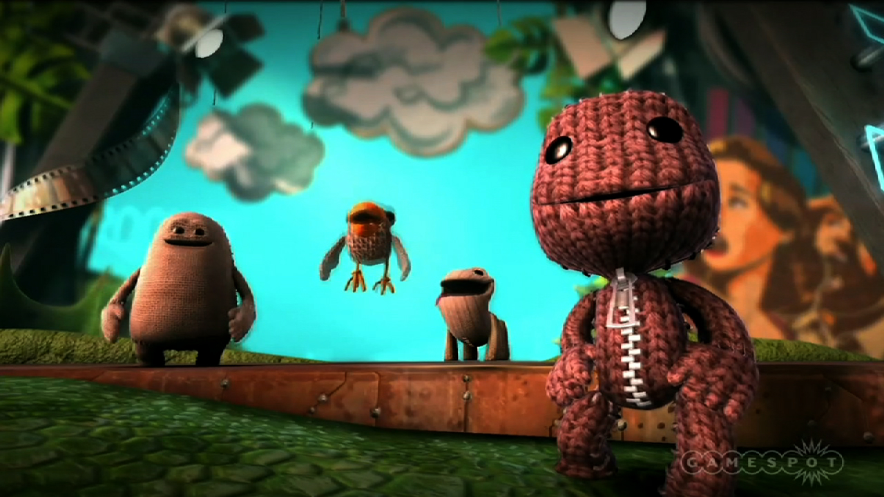 Video: New friends for Sackboy in Little Big Planet 3