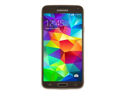 Samsung Galaxy S5 (Unlocked) - Gold