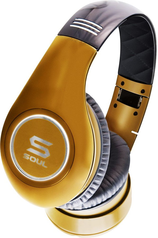 Soul by Ludacris SL300 (Gold)
