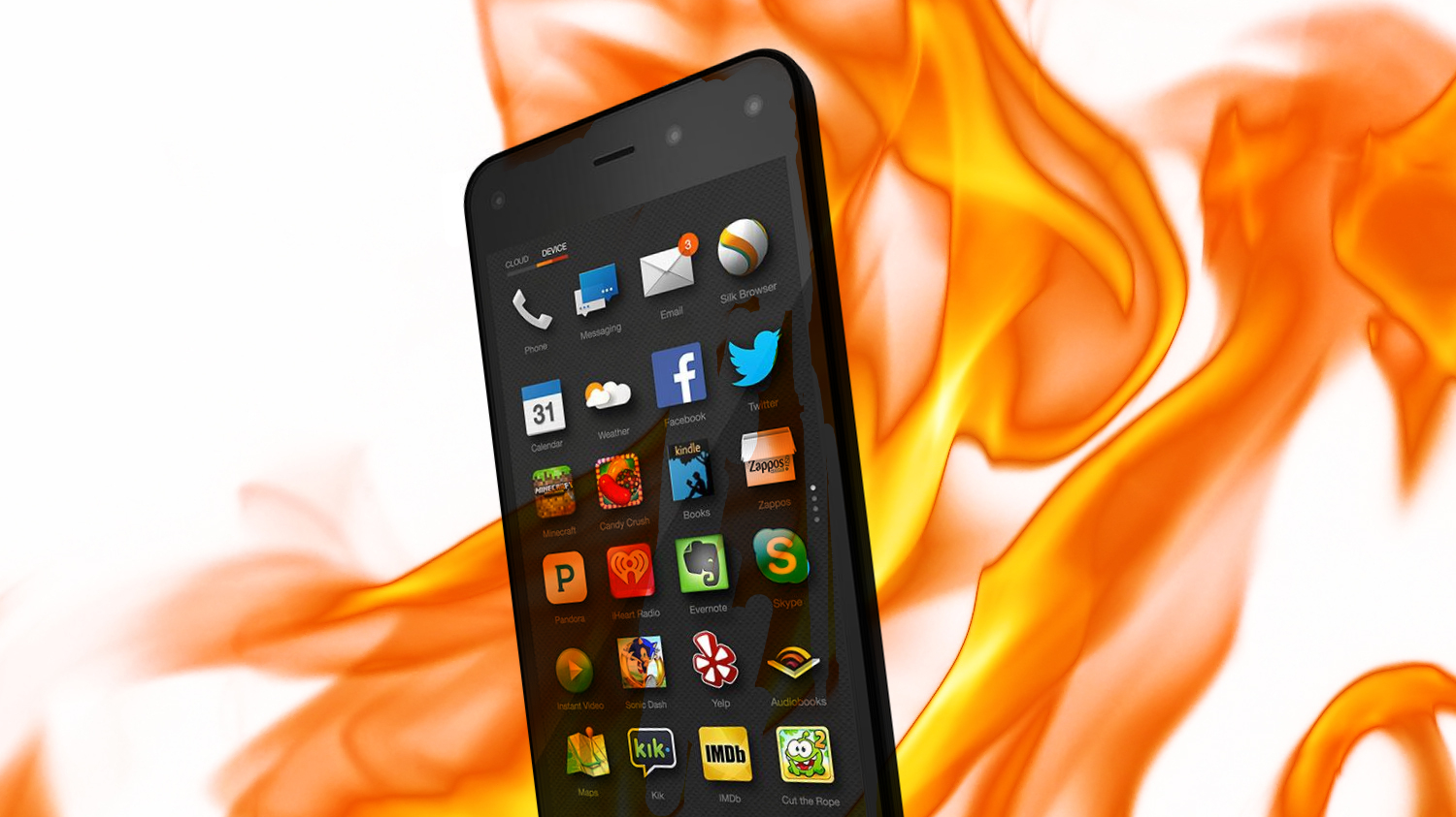 Video: Amazon Fire Phone makes a fiery ring in CNET UK podcast 393