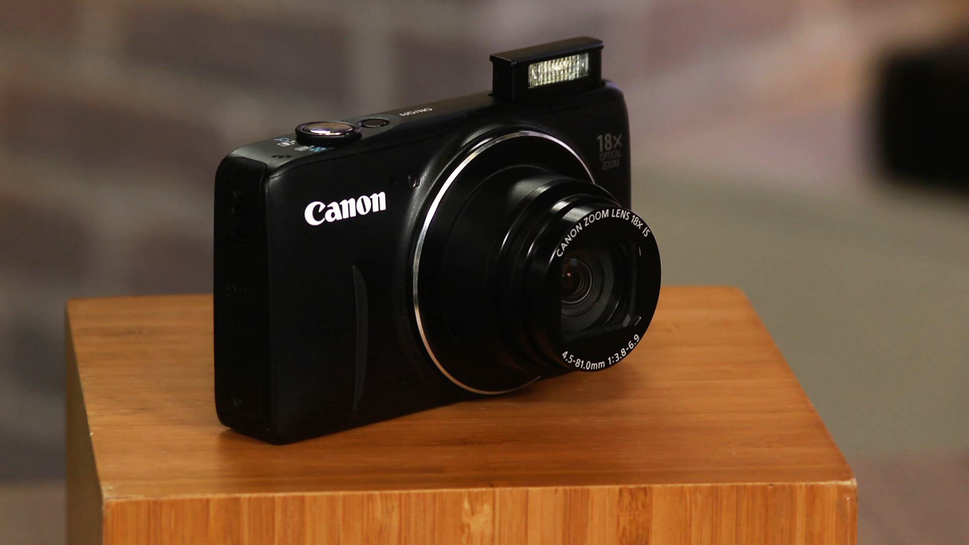 Video: Canon's PowerShot SX600 HS a very good 18x Wi-Fi-enabled point-and-shoot