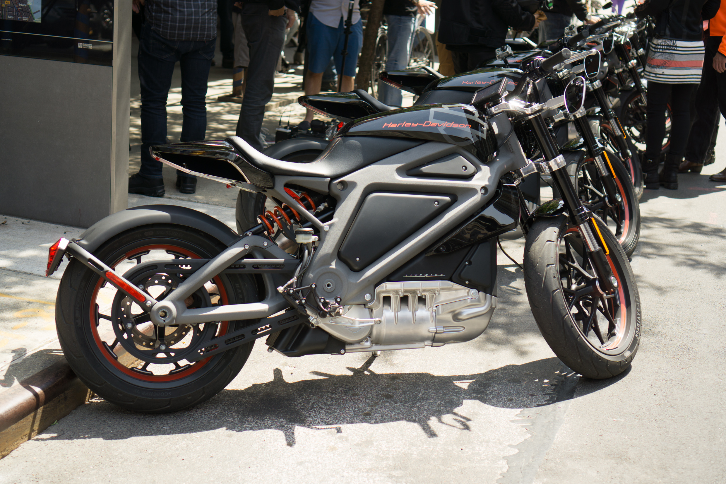 Bikes Harleys Harley s concept electric bike