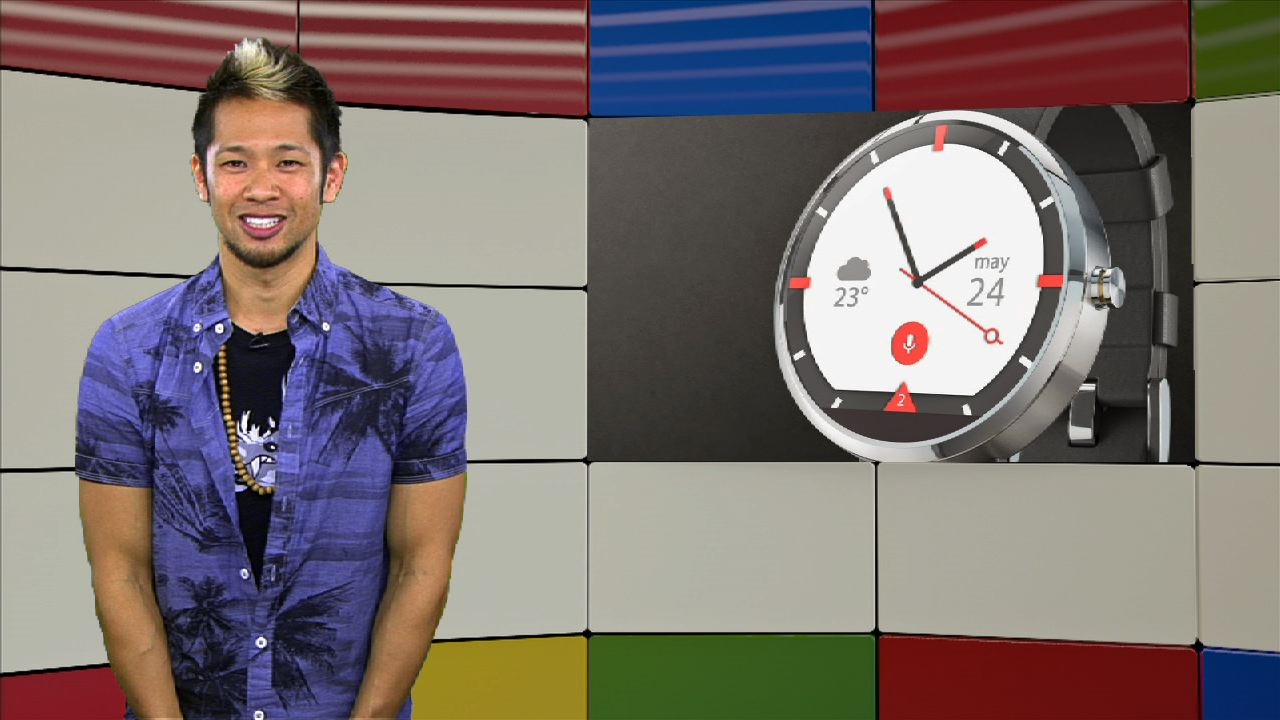 Video: Android Wear takes center stage