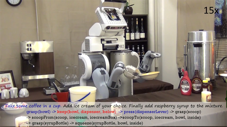 The robot that can be programmed by talking to it - CNET