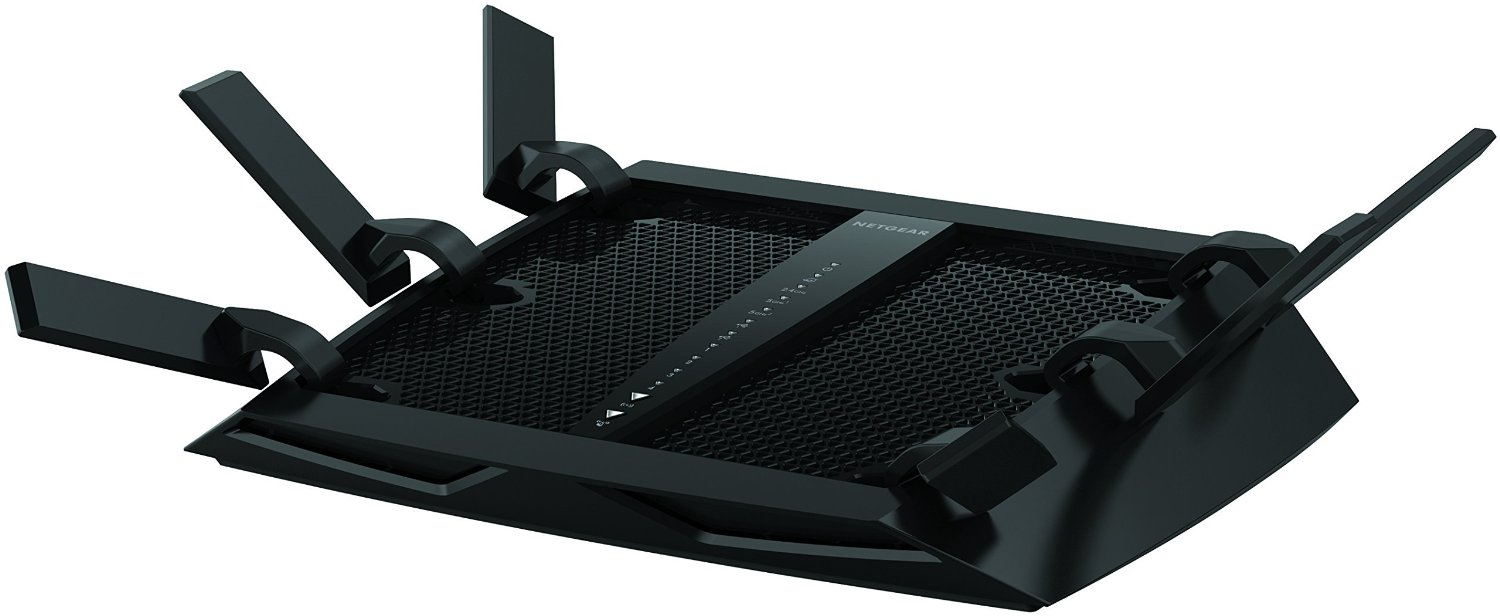 NETGEAR Nighthawk X6 AC3200 Tri-Band WiFi Router Preview - CNET