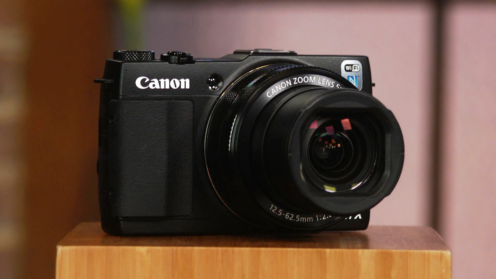 Video: ​Canon PowerShot G1 X Mark II: big camera, big lens​ ​, minor disappointment​