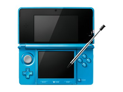 Nintendo 3DS (Light Blue)