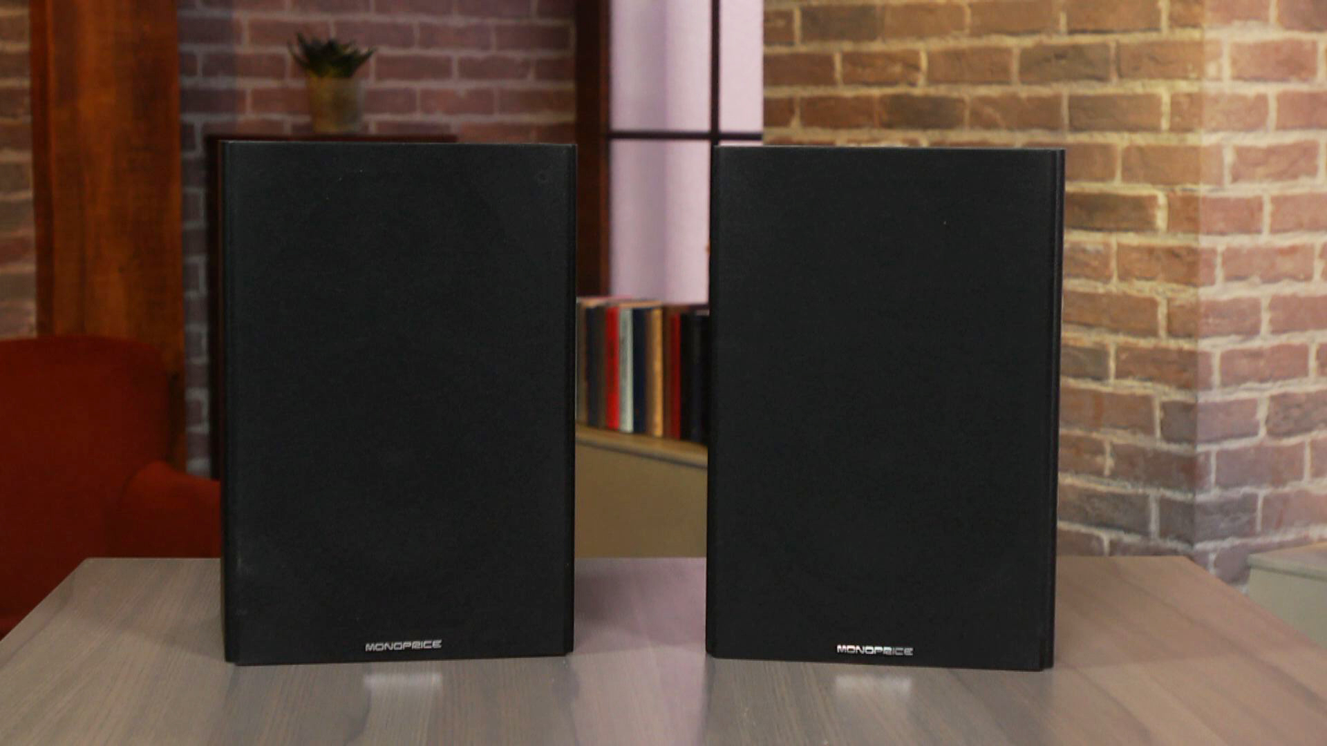Video: The best-sounding ultrabudget speakers