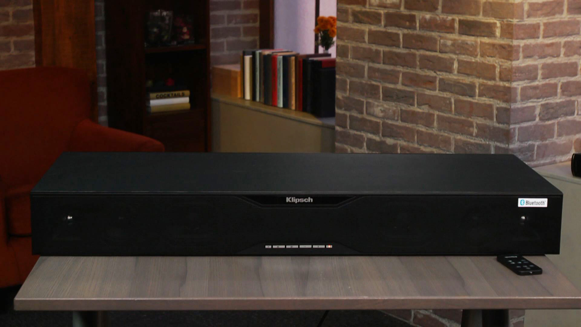 Video: Klipsch's SB 120 is natural sounding but boxy