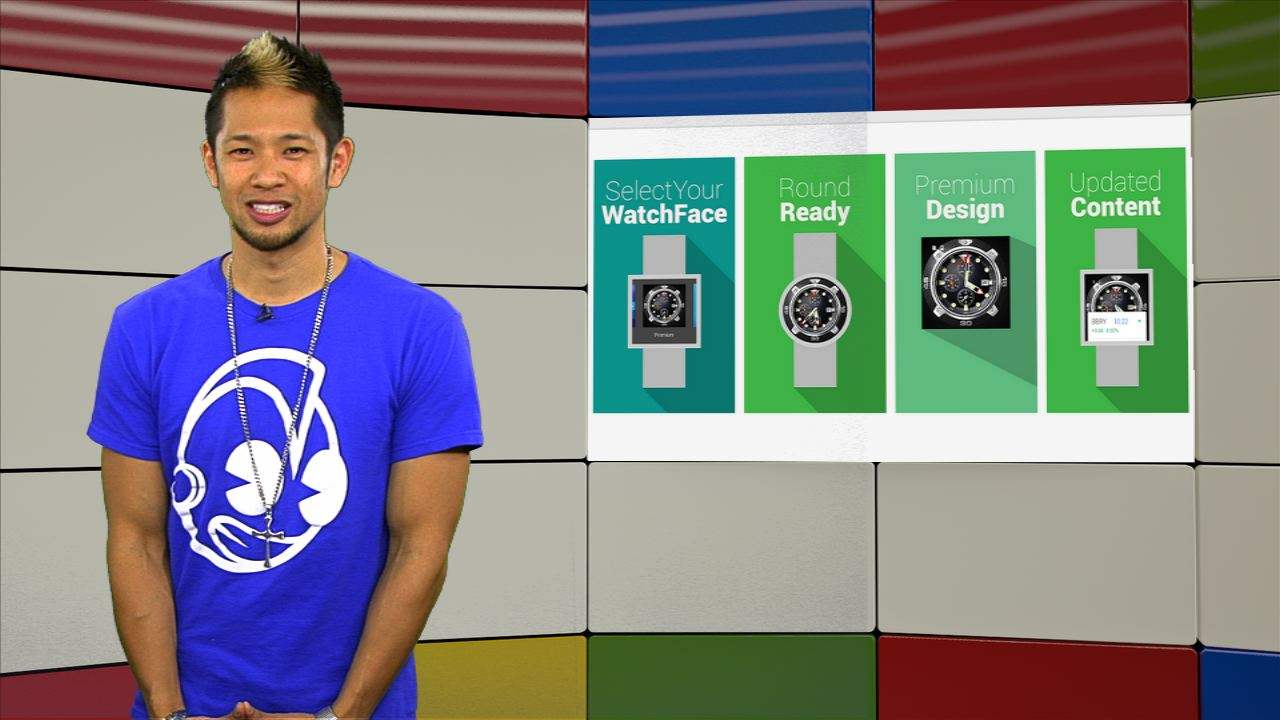 Video: Android Wear Apps are here!