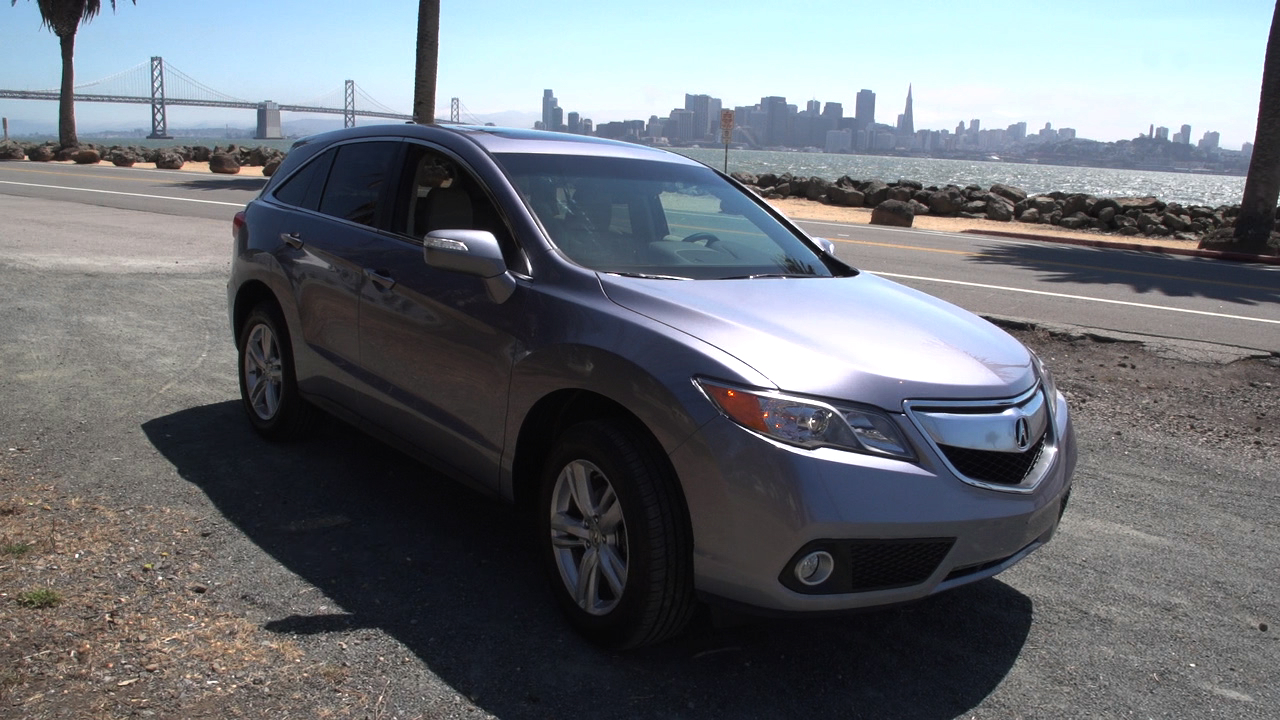 Video: 2015 Acura RDX AWD Tech