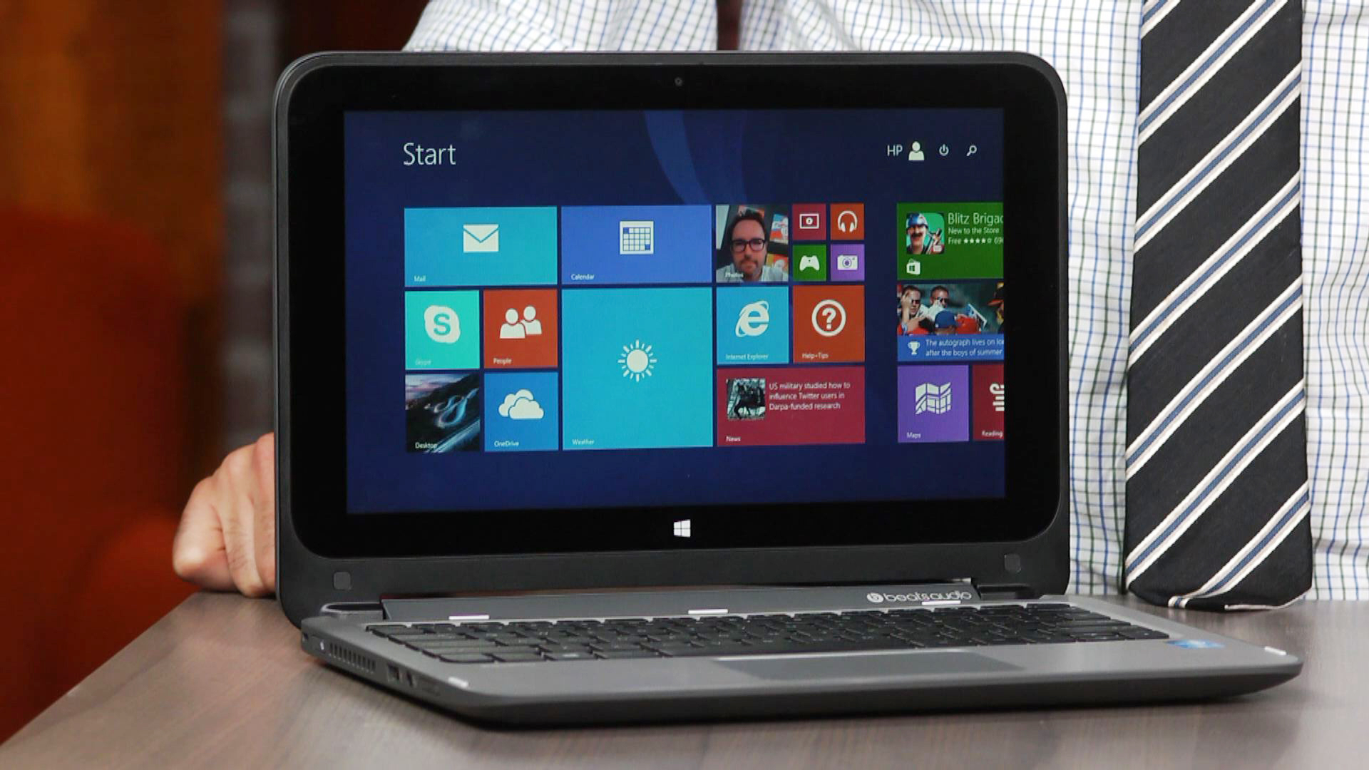 Video: HP Pavilion x360 offers Yoga-like flexibility for less