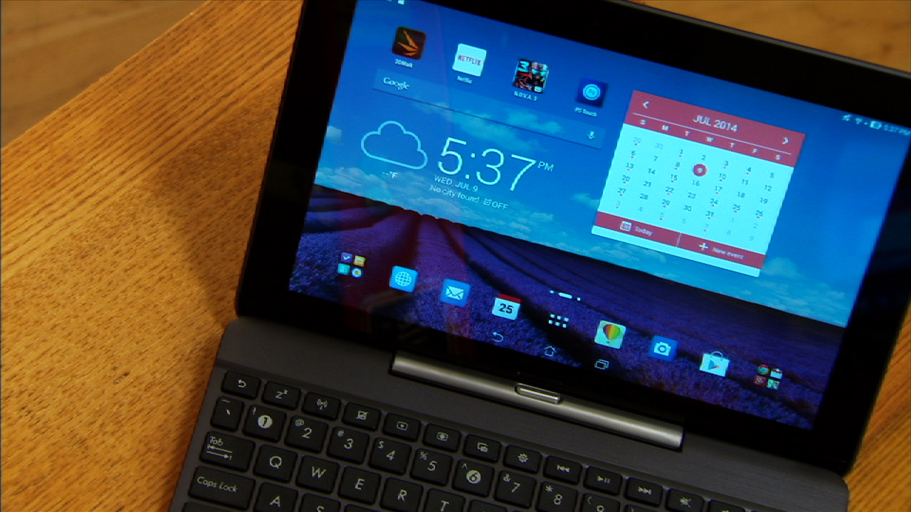 Video: Asus Transformer Pad TF103 is an affordable keyboard-toting tablet hybrid