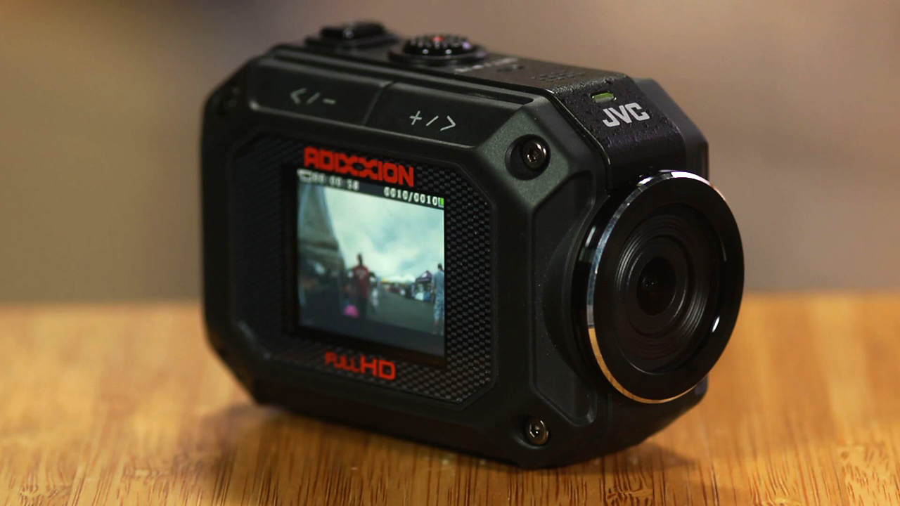 Video: JVC's quad-proof Adixxion GC-XA2 action cam an excellent GoPro alternative