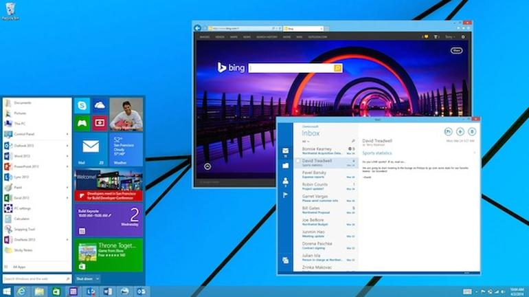 Next version of Windows shown off in alleged screenshots – CNET
