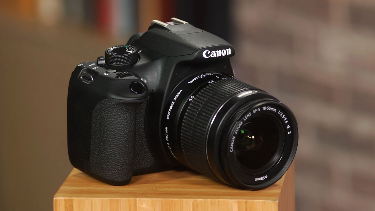 Video: Canon EOS Rebel T5: Canon's entry-level dSLR does the job