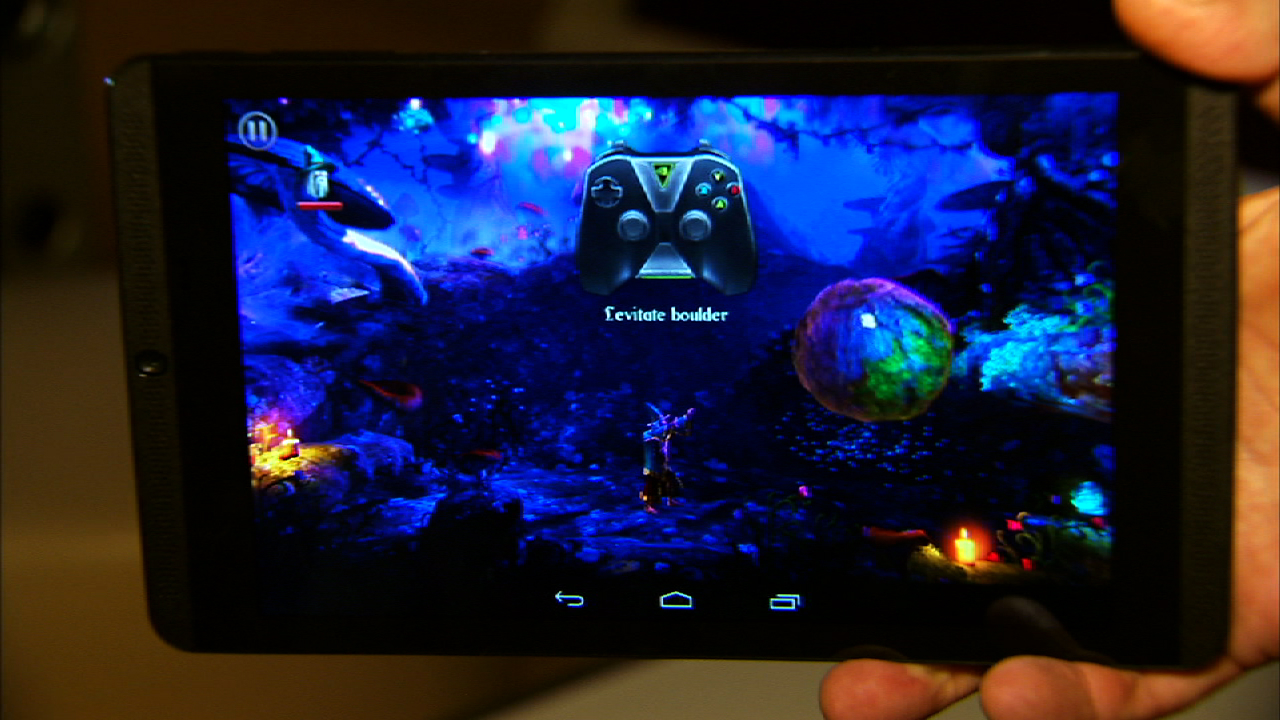 Video: The Nvidia Shield Tablet is a huge upgrade over the original Shield portable