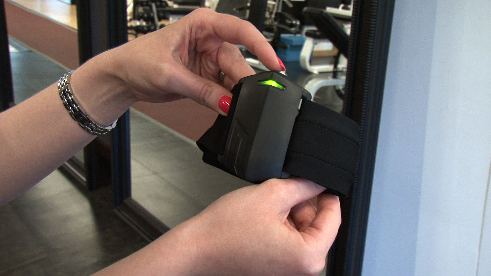 Video: Push fitness tracker puts focus on strength training
