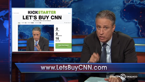 Jon Stewart launches $10