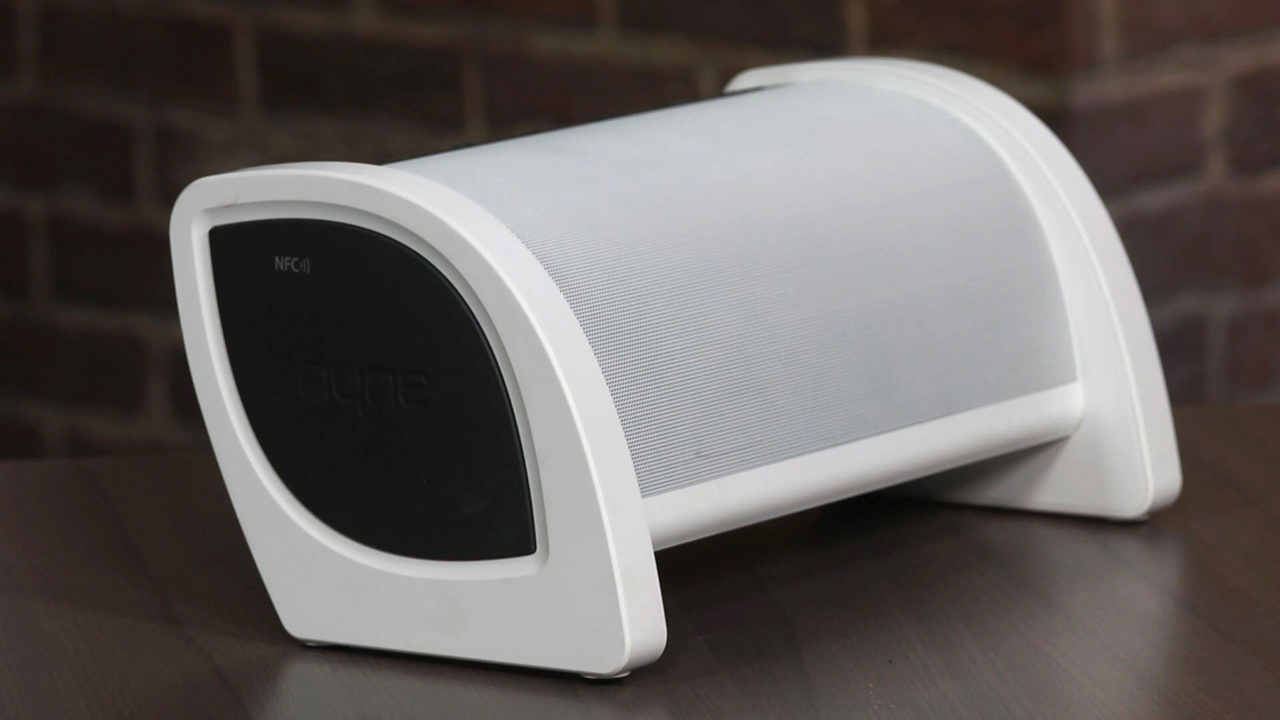Video: Nyne Bass: Big sound from a $150 Bluetooth speaker