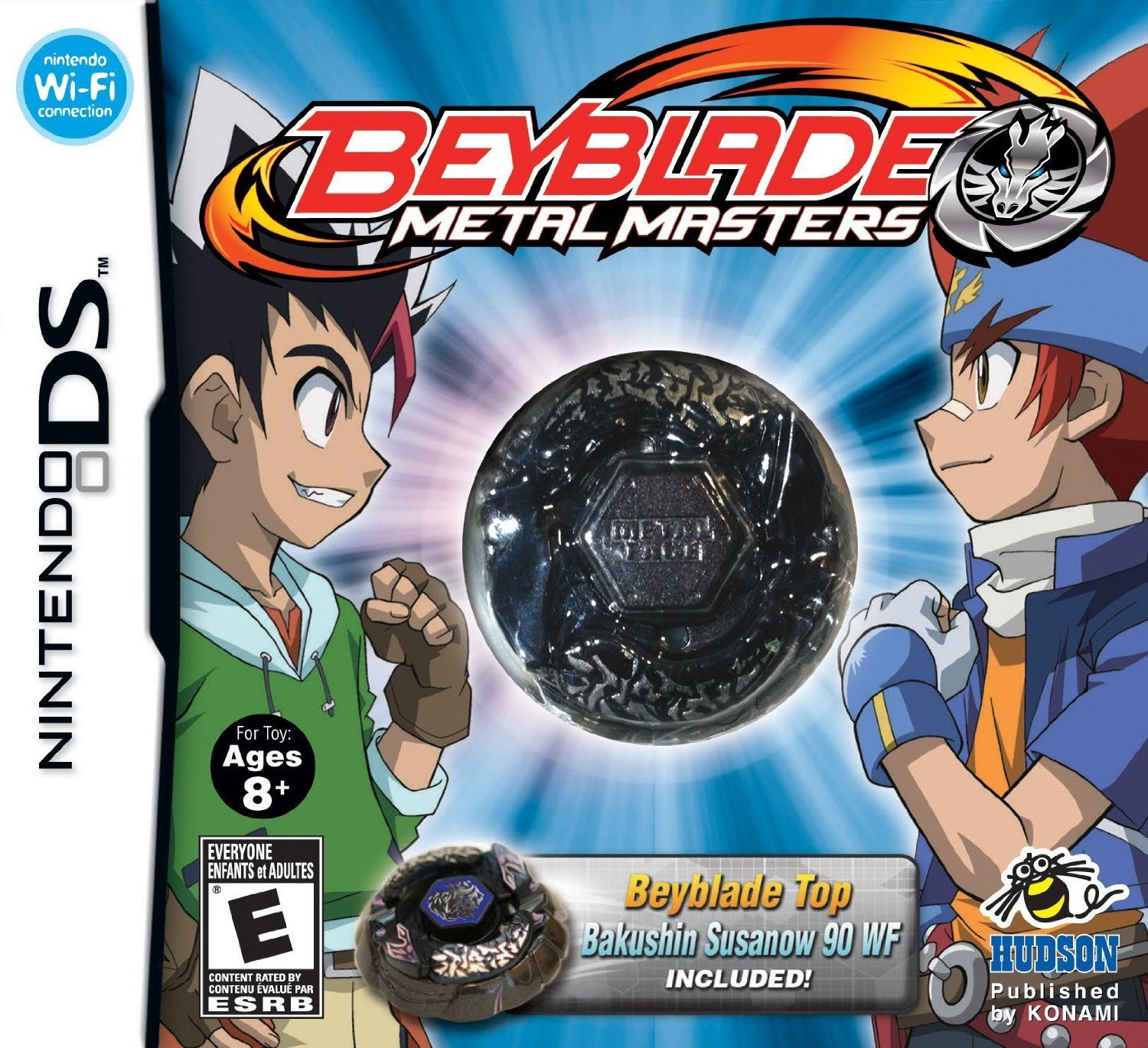 Beyblade: Metal Masters Collector's Edition (DS)