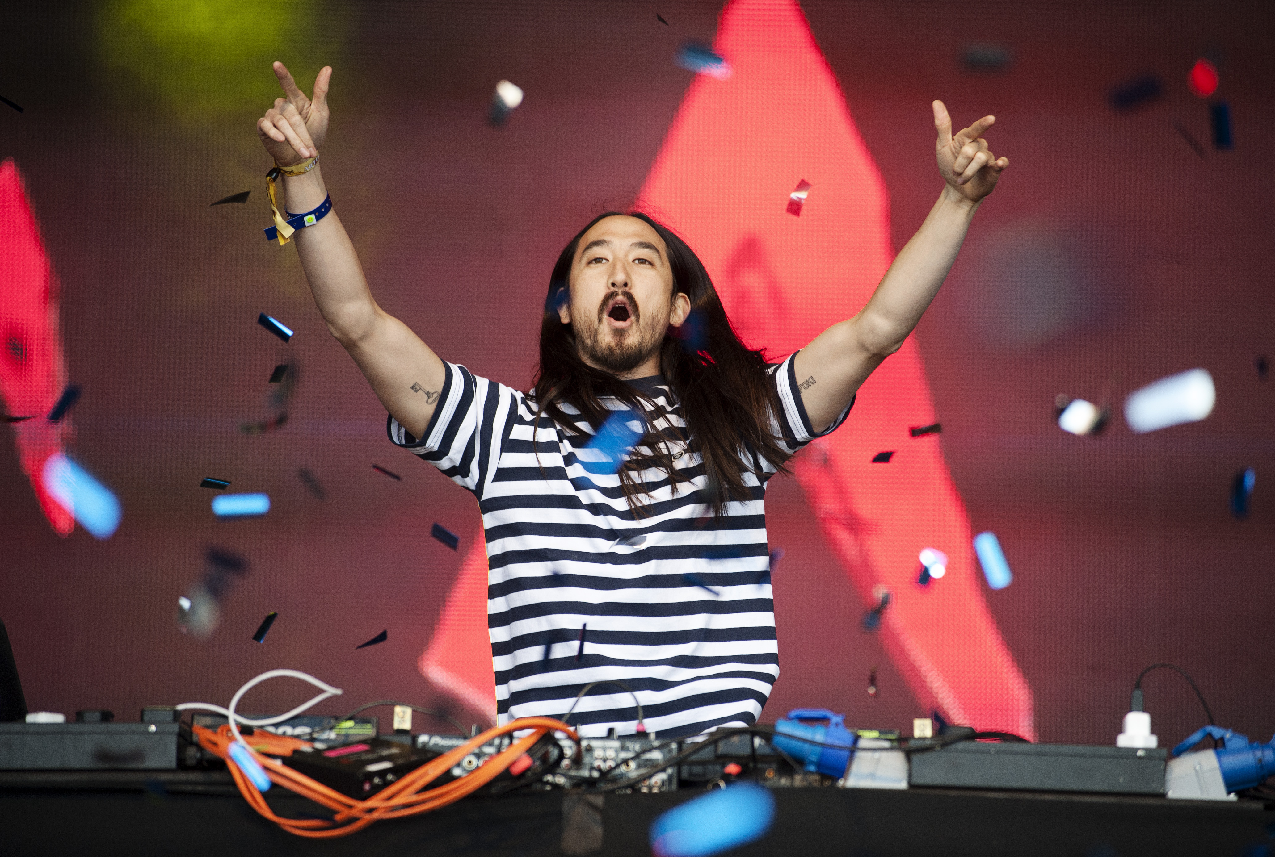 DJ Steve Aoki to star in